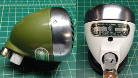 Shure Green Bullet Model 520, Controlled Reluctance